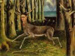 「小鹿」(1946年):クリックすると大きな写真になります